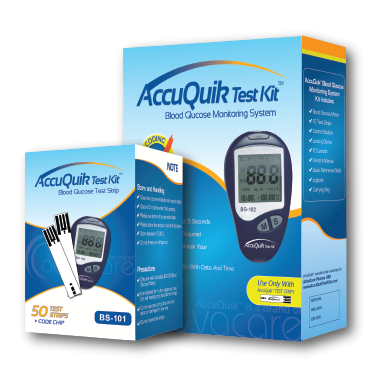 Self-Monitoring of Blood Glucose (SMBG) in diabetes and importance of glucose monitors